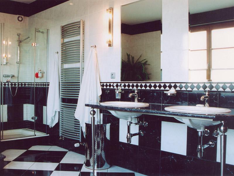 Vila Hugo, Ricchetti, série I marmi